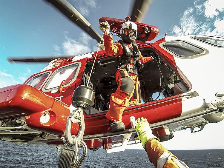 Helikopter-Sjöfartsverket